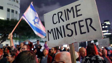 Netanyahu maintains innocence as Israeli police edge closer to indicting PM for corruption