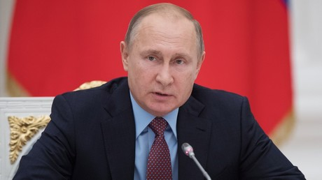 Putin: US interferes in other countries' affairs, should expect mirror reply