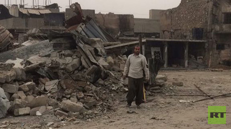 Exclusive photos from Mosul, Iraq