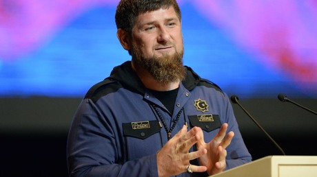 Head of the Chechen Republic Ramzan Kadyrov © Said Tzarnaev