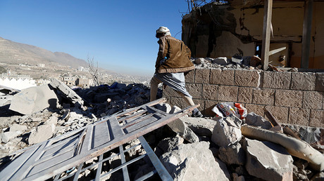 'Absurd war': Saudi-led air raids kill 68 Yemen civilians in one day – UN