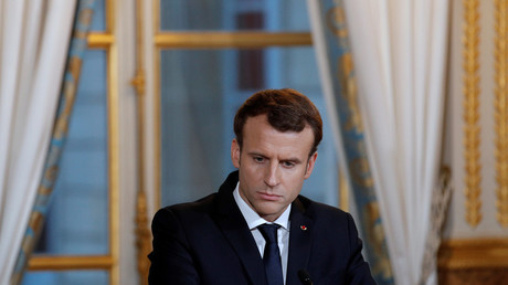 Macron in hot water over labor plan that targets unemployed, not unemployment