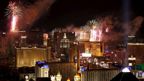 'Unprecedented' security planned for New Year's Eve in Las Vegas & NYC