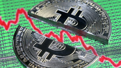 China on the verge of bursting bitcoin bubble