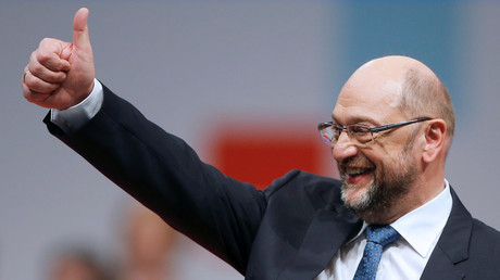 FILE PHOTO. Social Democratic Party (SPD) leader Martin Schulz. © Axel Schmidt