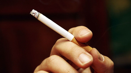 Smoke once & you're hooked, study confirms