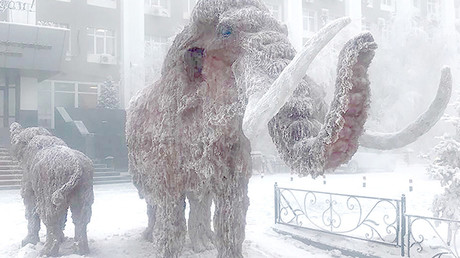 The Thing: Melting Siberian permafrost reveals terrifying creatures (PHOTOS)