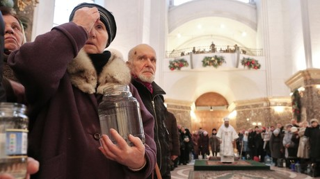 'Prayed too much:' Russian mayor says divine consultation caused shortage of snow