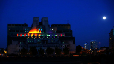 Intelligence service MI5 headquarters in London. © Neill Hall/ Reuters