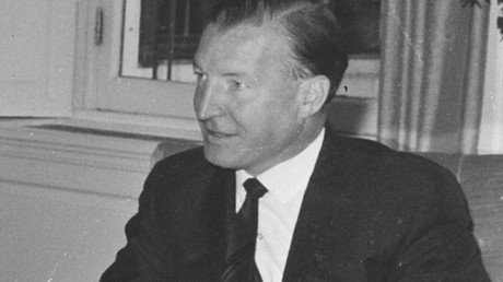 Charles Haughey © Joost Evers / The Netherlands National Archive