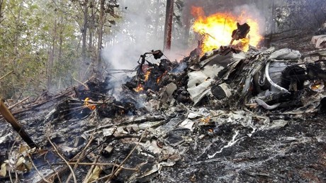 10 American tourists killed in private plane crash in Costa Rica