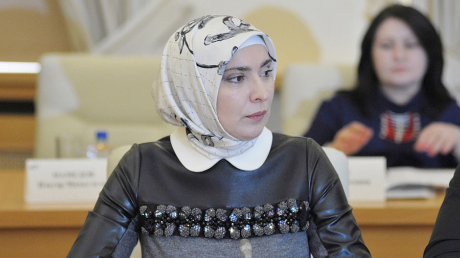 Prominent Muslim joins list of Putin's female rivals for 2018 election