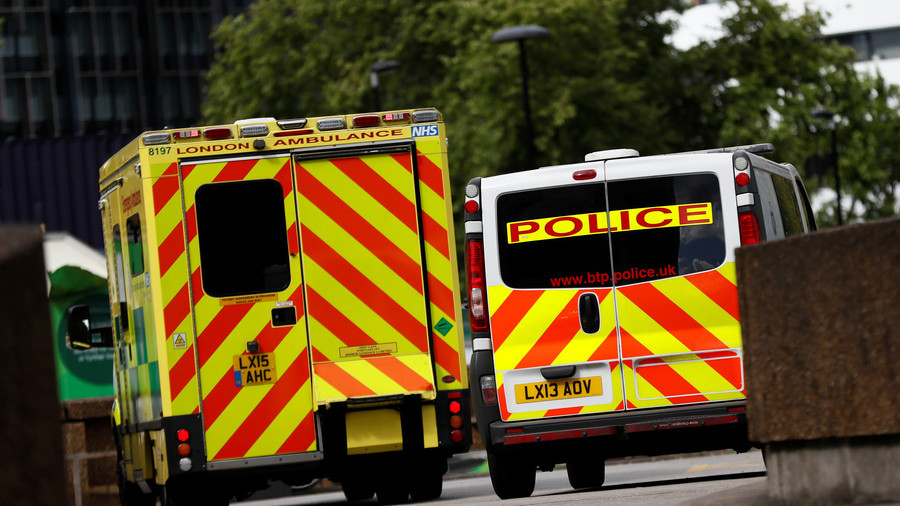British police investigate body found in London's Canary Wharf