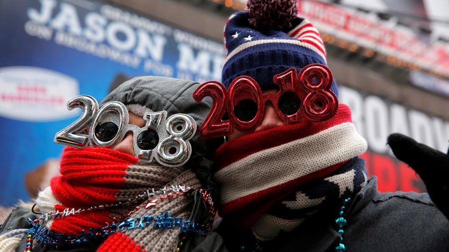 'Frozen America': 92% of country below freezing