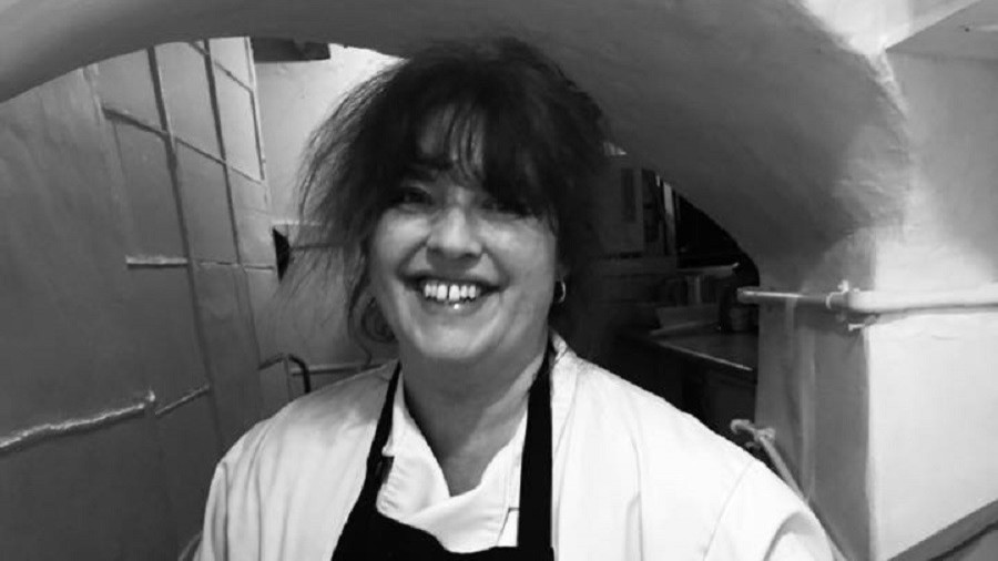 Chef who said she 'spiked' vegan customer's meal receives death threats