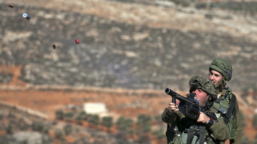 17yo boy shot dead by Israeli forces during West Bank clashes