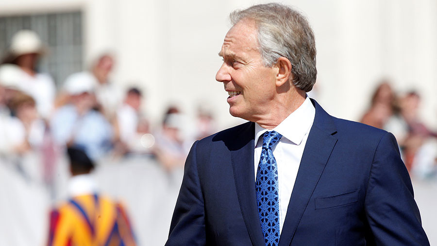 Blair tells successor Corbyn to grow a pair & fight Brexit