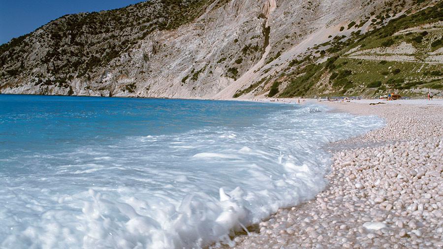 Satanic suicide: Tourist couple found dead on Greek Island