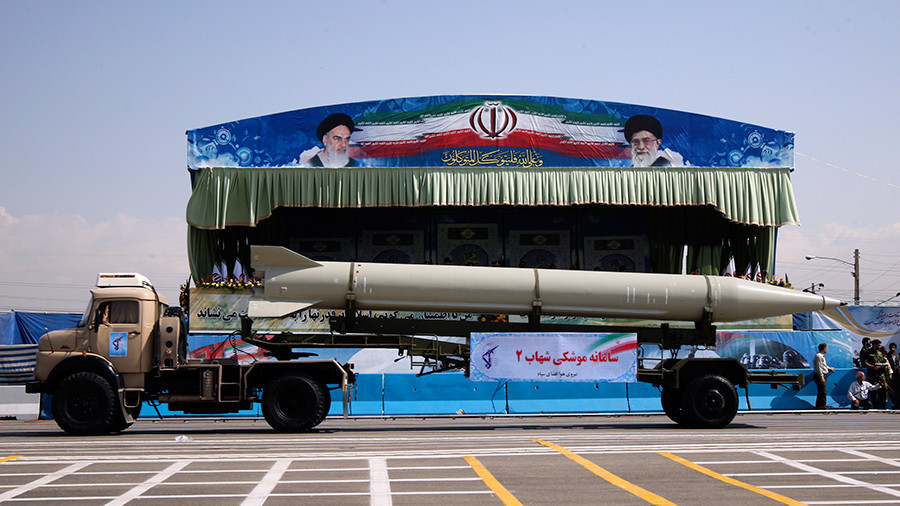 US slaps sanctions on 5 Iranian entities for 'involvement in Iran's ballistic missile program'