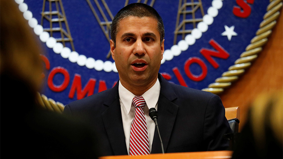 Ajit Pai cancels industry trade speech over death threats – report