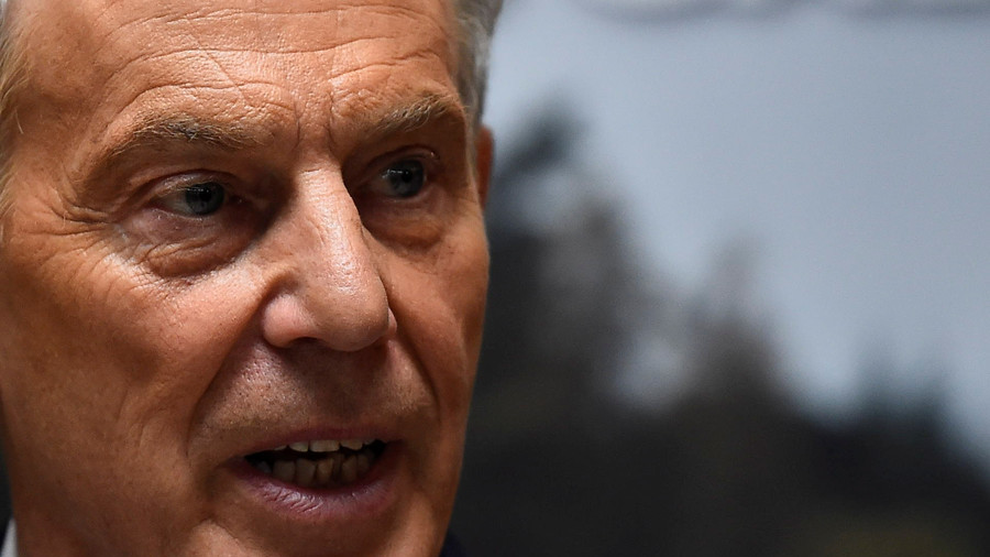 Tony Blair warns of populist uprisings & collapse of EU if Muslim immigration not addressed