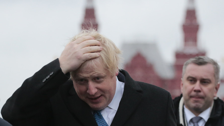 'Tank-topped bumboys' and 'hot totty' – BoJo's sexist and homophobic journalism unearthed