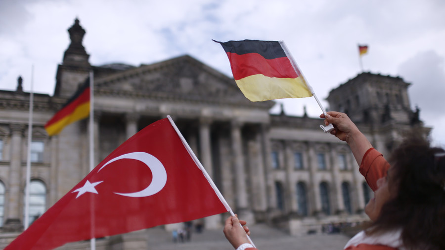 Germany, Turkey vow to end spat