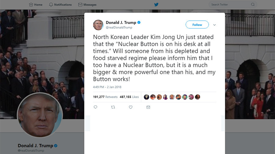 Twitter Explains Why It Won't Block World Leaders Like Trump