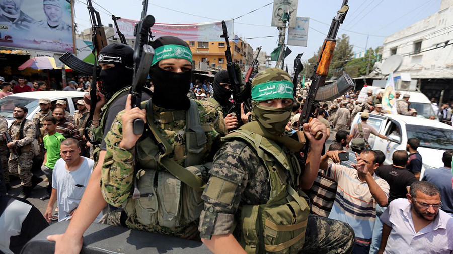 ISIS declares war on Hamas over Jerusalem loss to Trump & Israel