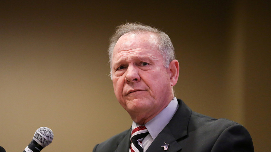 Home of Roy Moore accuser burned to the ground in suspected arson