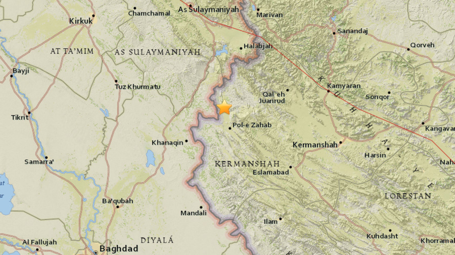 5.1-magnitude earthquake strikes Iran region hit by deadly quake in Nov - state media