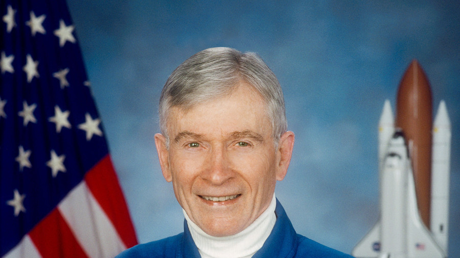 'NASA's most experienced astronaut' John Young dies aged 87
