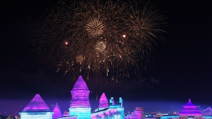 The snow must go on: World's largest ice festival kicks off in China (PHOTOS, VIDEOS)