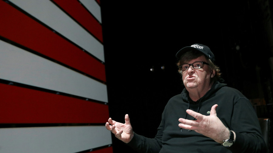 Michael Moore vows to drill for oil offshore Trump's Mar-a-lago resort