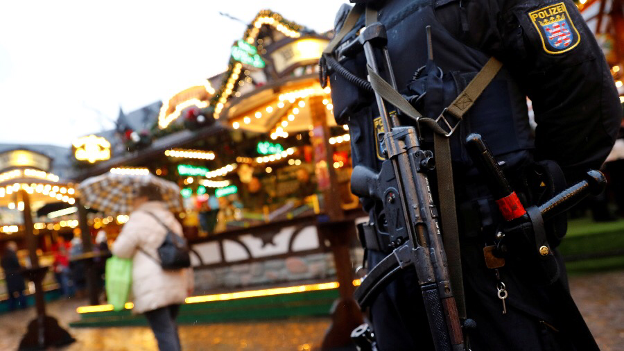Self-confessed ISIS recruit denies instructing 12yo boy to blow up German Christmas market