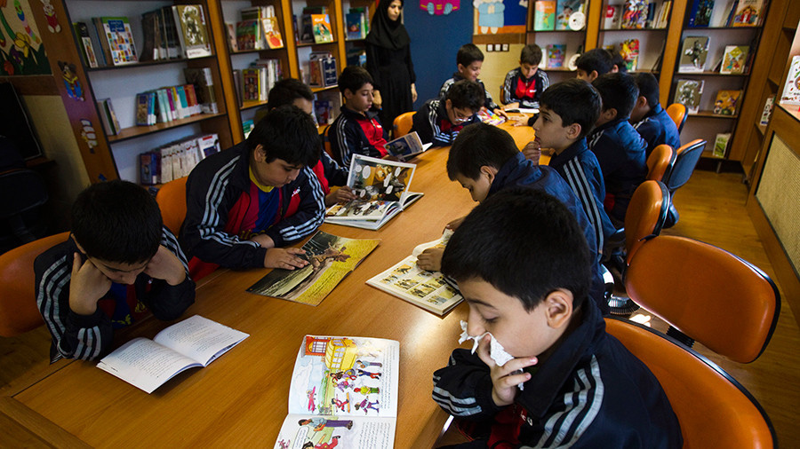 Iran bans English in primary schools after calls to end Western 'cultural invasion'