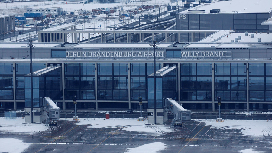Berlin's cash-guzzling main airport needs hundreds millions more to be ready – media