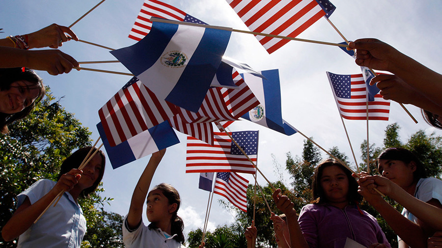 Trump Admin to End Immigration Protection for 200K Salvadorans