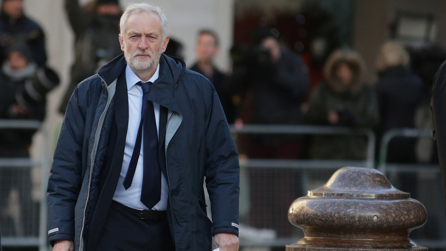 Labour leader Corbyn is patron of BDS group blacklisted by Israel