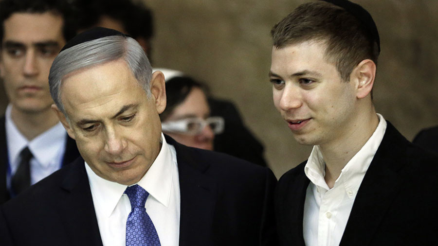 'Bro, my dad arranged a $20bn show for you': Netanyahu son red-faced over alcohol-fueled boast