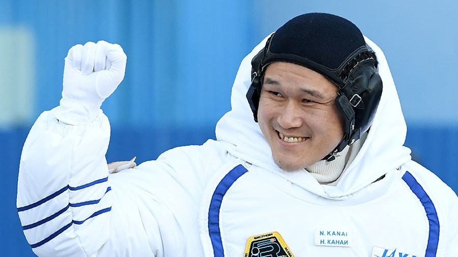 Incredible stretching astro man: Japanese astronaut grows 9cm in height during 3 weeks aboard ISS