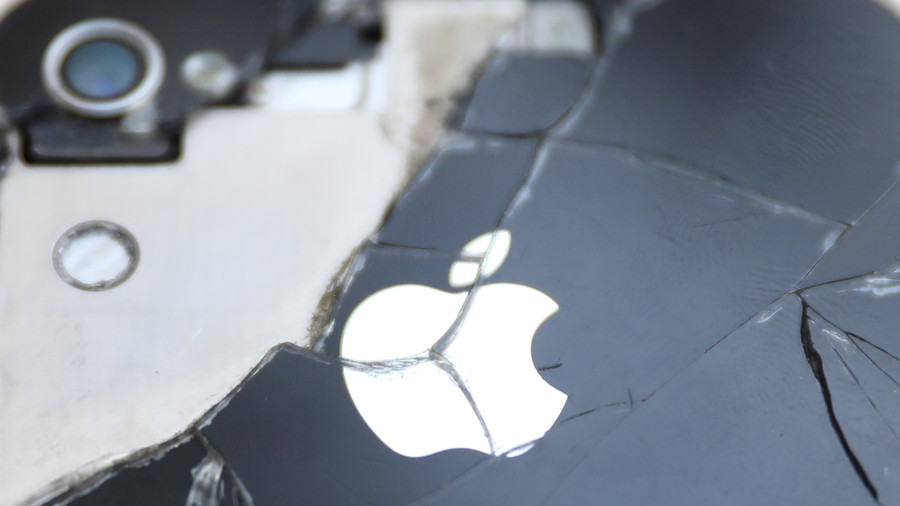 Apple under fire in France for 'planned obsolescence,' could face big fines