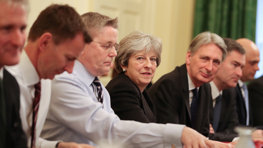 Chaotic cabinet reshuffle reveals lack of control May has over Tory MPs
