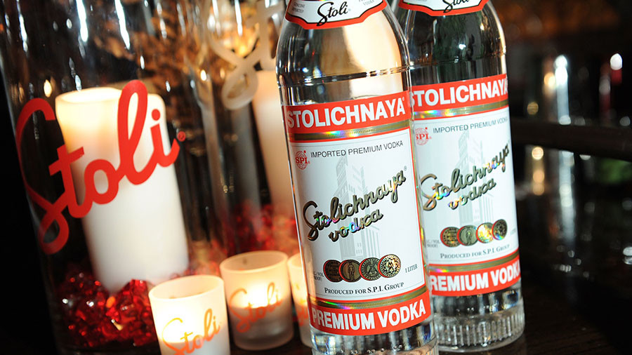 Russian company toasts victory over rights to iconic Stolichnaya vodka brand