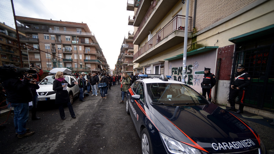 War on the clans: 170 Mafiosi arrested in raids across Italy & Germany