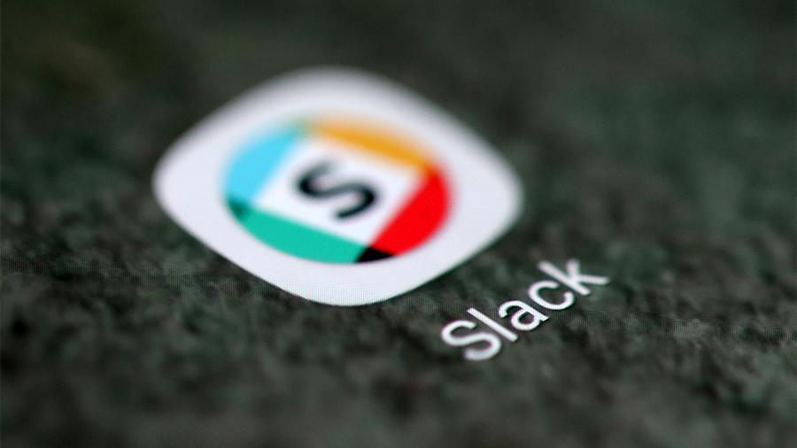 Slack work chat app goes down, panic-tweeting takes top trend
