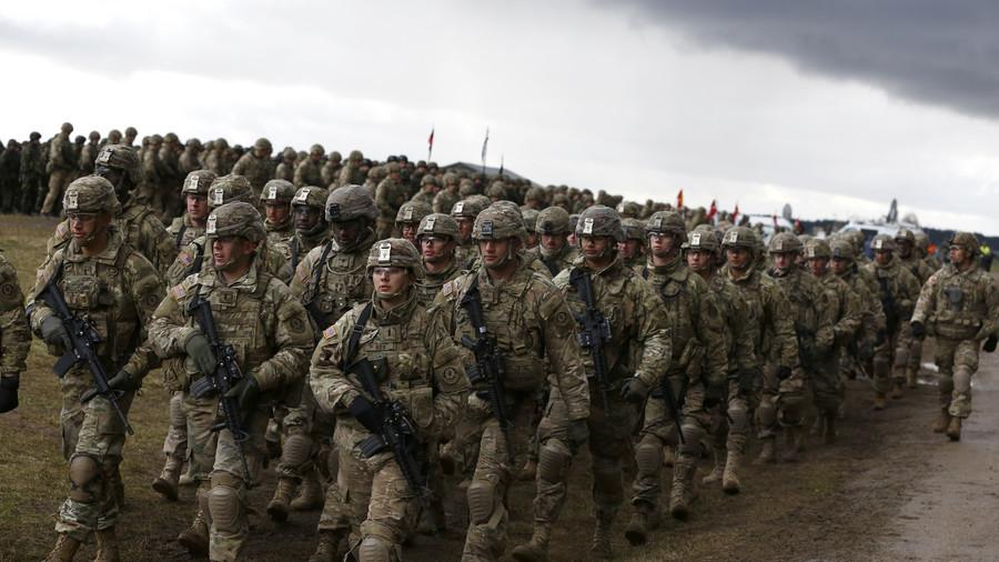 Russians view US, Ukraine and EU as country's main enemies – survey