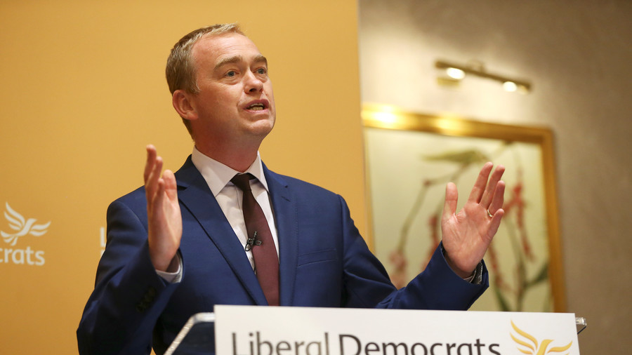 I regret saying gay sex is not a sin, Tim Farron admits