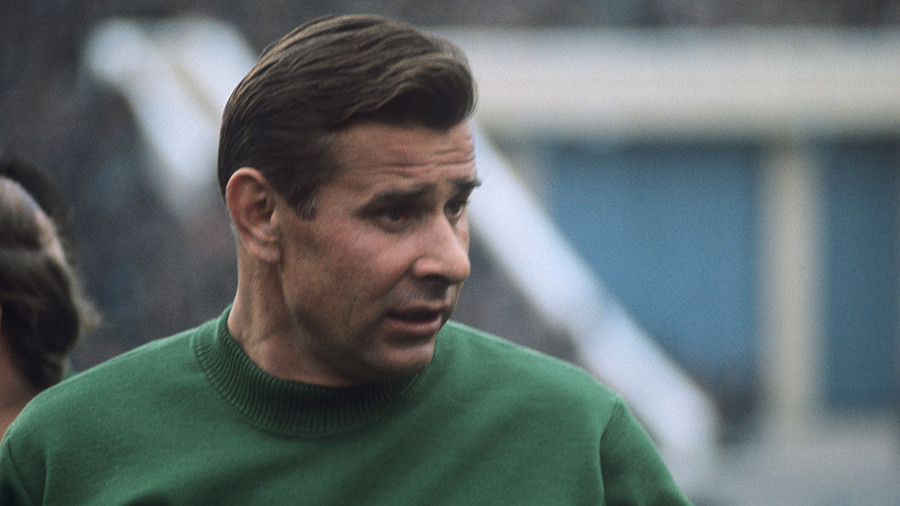 'He never missed a training session'- Lev Yashin's widow on her husband's peerless career