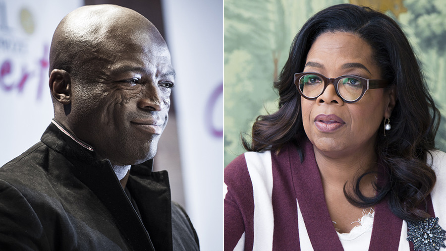 'Sanctimonious': Oprah is 'part of the problem,' ignored Weinstein misconduct, says Seal